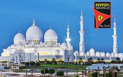 Abu Dhabi And Ferrari World