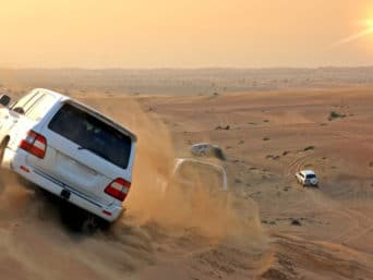 The BEST Desert Safari Private Tour Operator