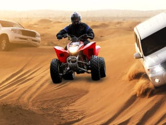 Morning Desert Safari Combo Offer