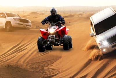 Morning Desert Safari Combo Offer