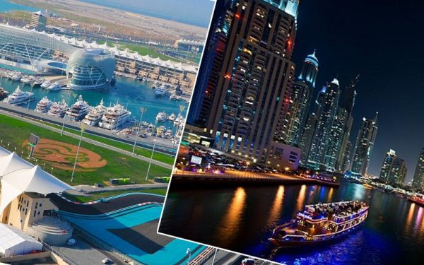 Abu Dhabi City Tour + Marina Cruise Dinner