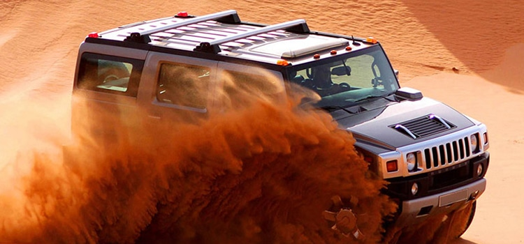 Red Sand Dunes and Dune Bashing What a perfect Combo!