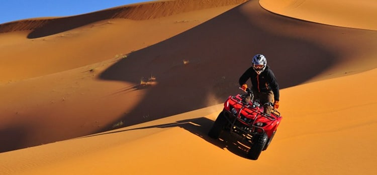 How to prepare for your Dubai Desert Safari Trip