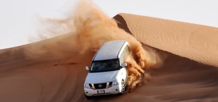 Desert Safari is the most preferred tour