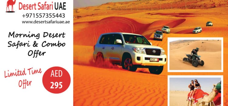 The Dubai Desert Safari is one of the most famous place located in UAE