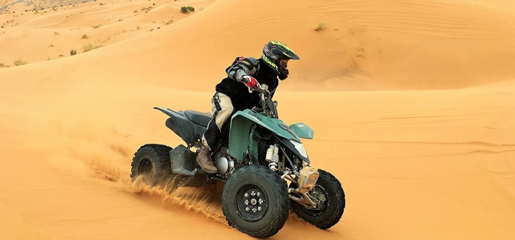 How one can enjoy Sand Dunes in Dubai Desert Safari?