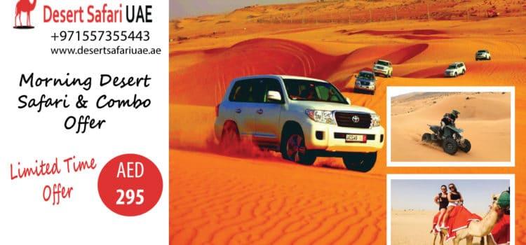 What are the activities behind Desert safari's popularity