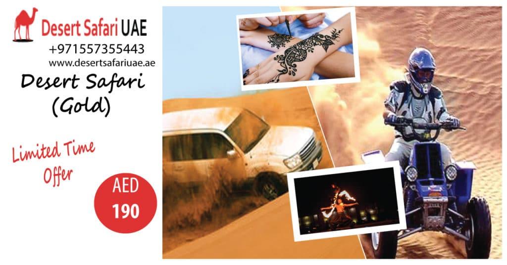 Desert Safari Dubai and its popularity