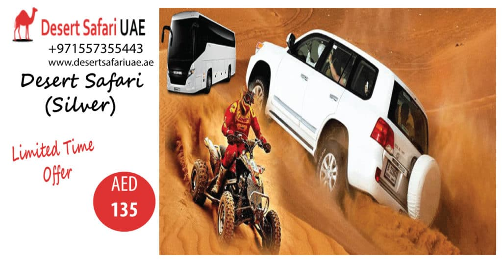 Why Quad Biking Is The Favorite Activity of People at Desert Safari Dubai
