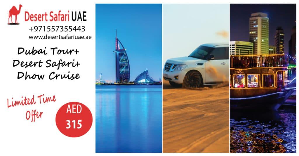 Explore the uniqueness of Desert Safari Dubai