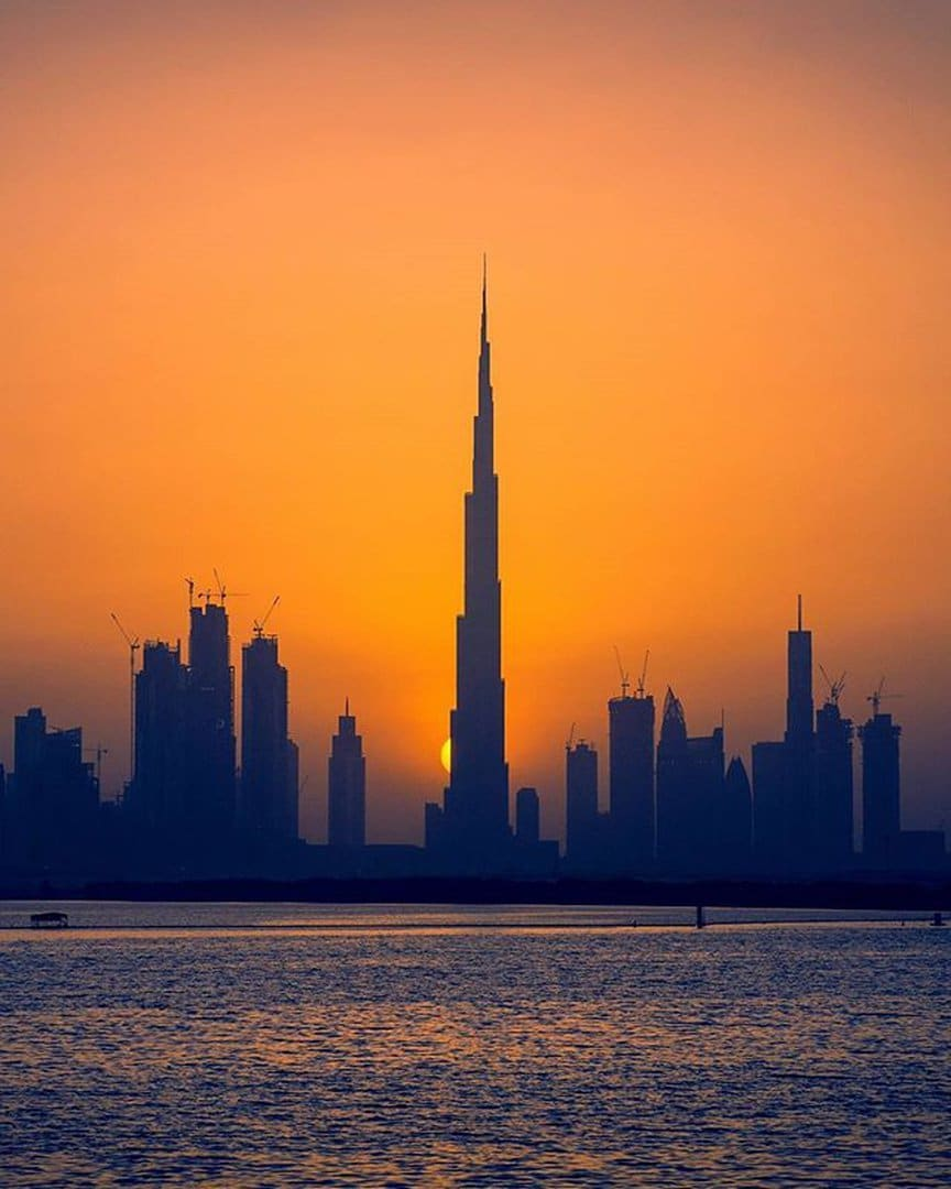 It's all about Dubai and it's unreal beauty!