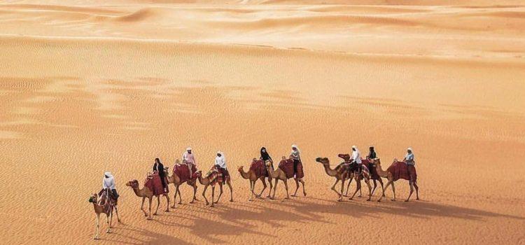 How is Dubai desert safari extraordinary