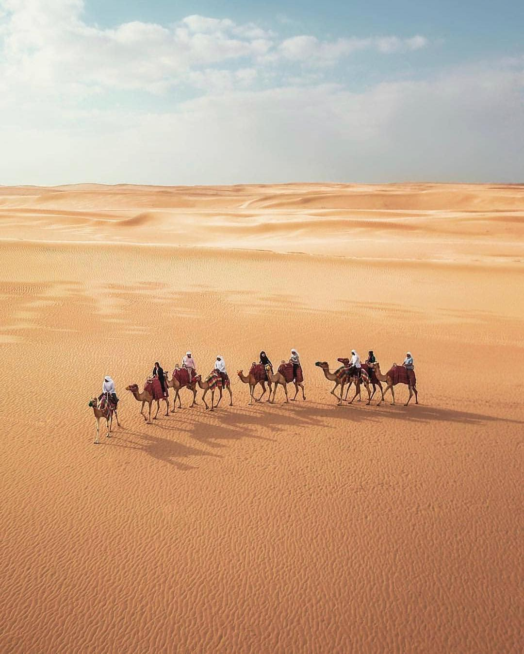 How is Dubai desert safari extraordinary