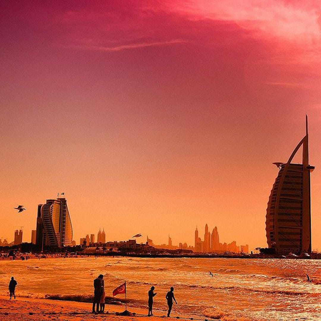 Morning Trip at desert safari Dubai