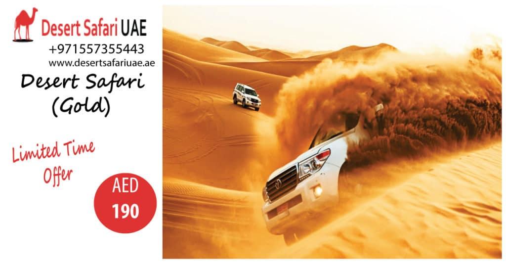 Desert Safari Dubai Is A Blessing