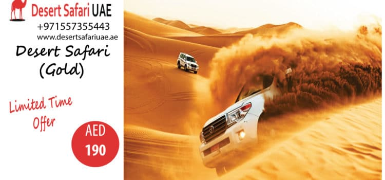 Desert Safari Dubai Is A Blessing