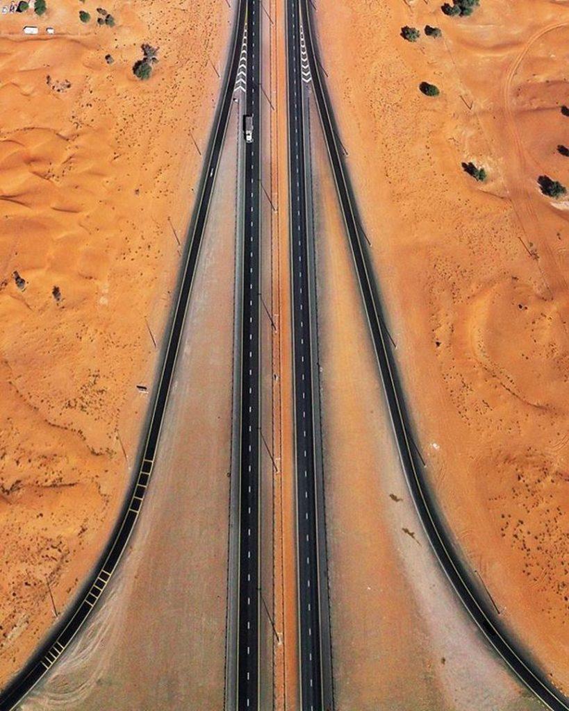 Experience Dune Bashing on your Desert Safari trip