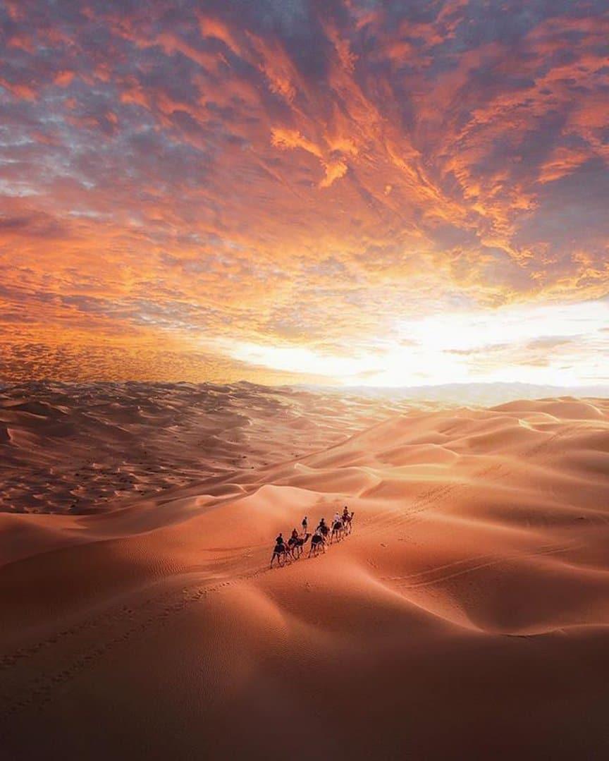 Explore the Dubai Desert Safari
