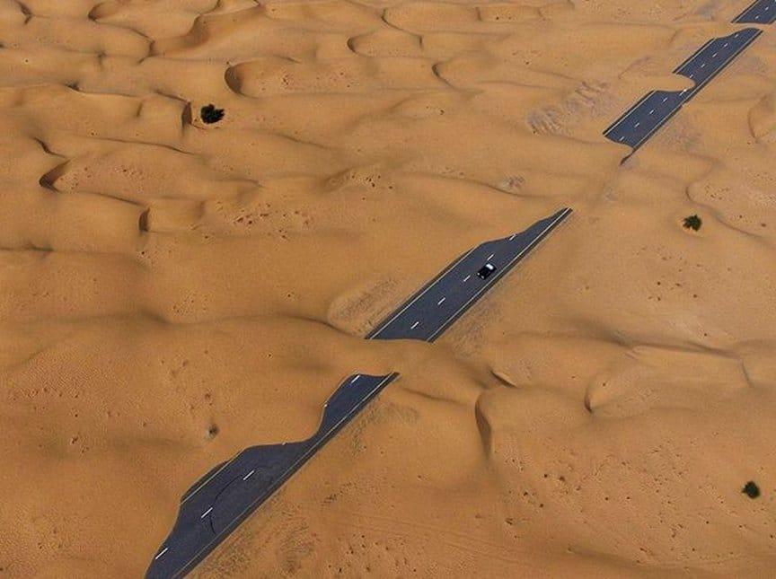 Taste The Uniqueness of The Activities of Desert Safari