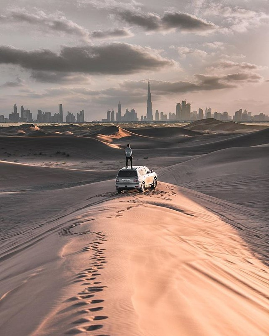 Why Desert Safari Is Termed As The Land of Uniqueness