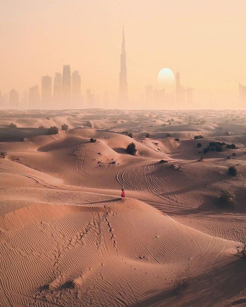 The types of Desert Safari