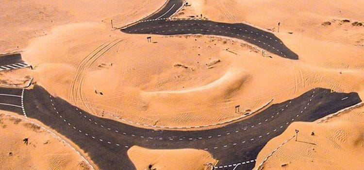 Desert safari the famous attraction of Dubai