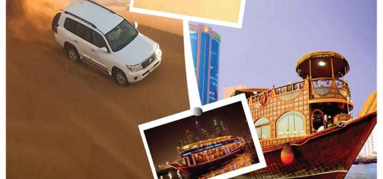 WHAT TO DO ON DUBAI DESERT SAFARI TRIP