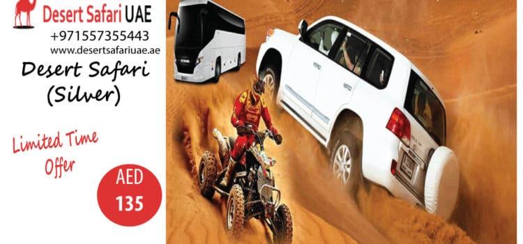 Dubai desert safari- The perfect combo of adventures and entertainment.