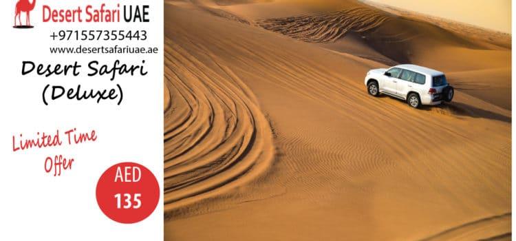 The Beauty of Dubai Desert Safari