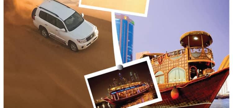 adventurous place in Dubai