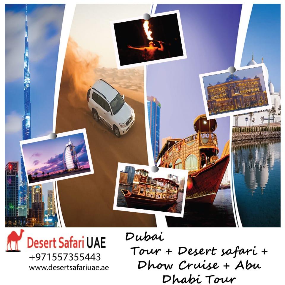 Dubai desert safari-Link to the Arabian desert