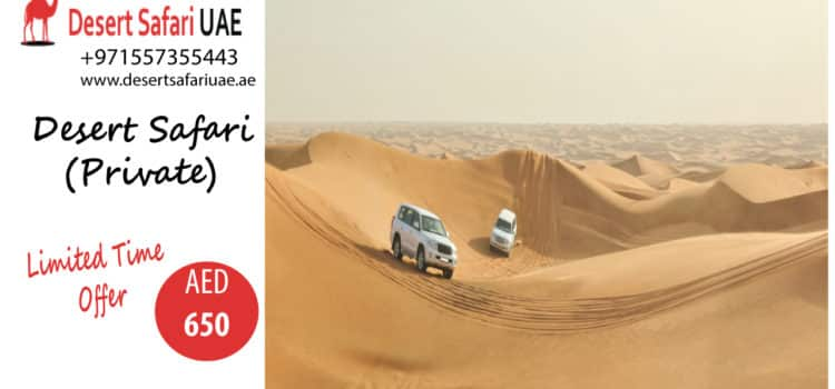 ADVENTUROUS RIDES AND CAMPING AT DESERT SAFARI DUBAI