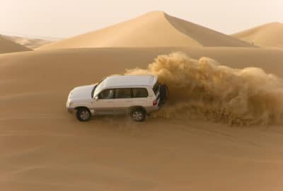 DESERT SAFARIS IN DUBAI 2020