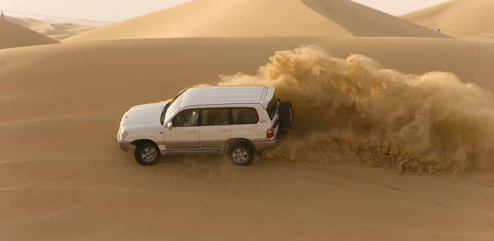 DESERT SAFARIS IN DUBAI 2020